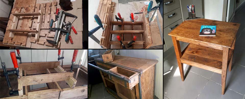 réparation meuble