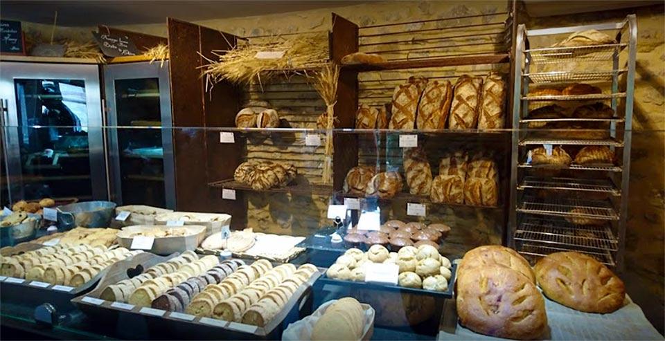 boulangerie de Cucugnan