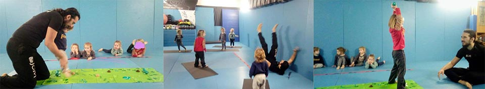 exercices enfants