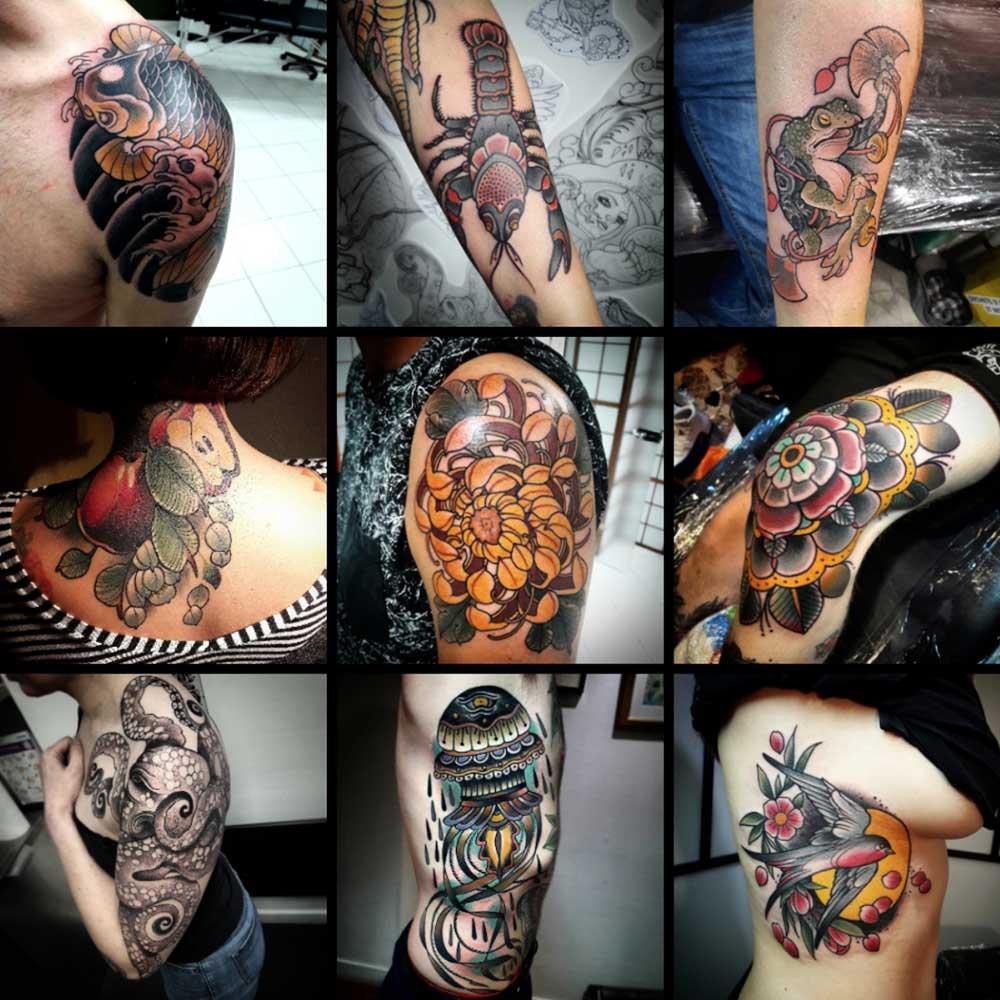 tatouages montpellier