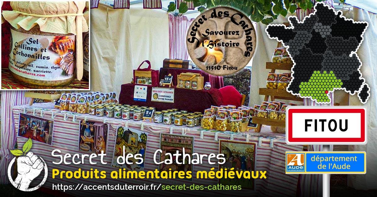 producteur d'aliments médiévaux