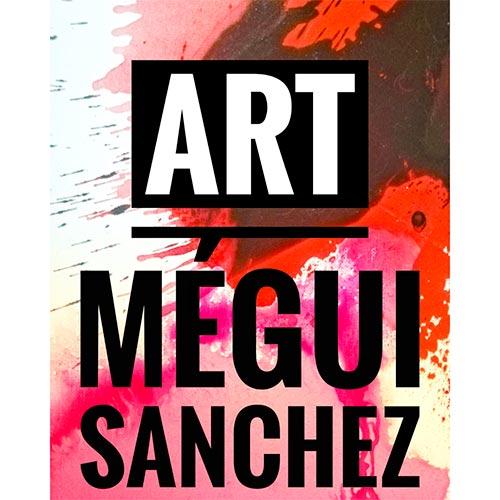 megui sanchez peintre contemporaine abstrait l