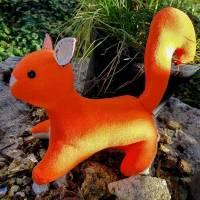 création artisanale écureuil