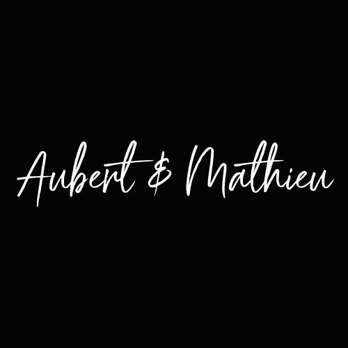logo aubert et mathieu