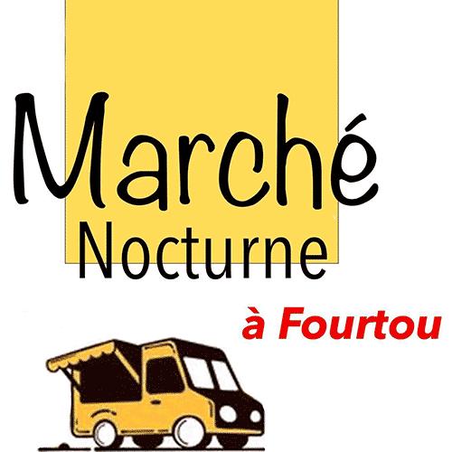 Marché nocturne de Fourtou