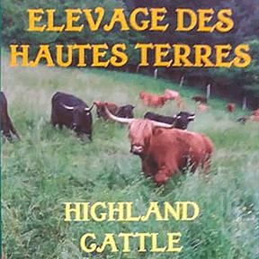 logo elevage des hautes terres