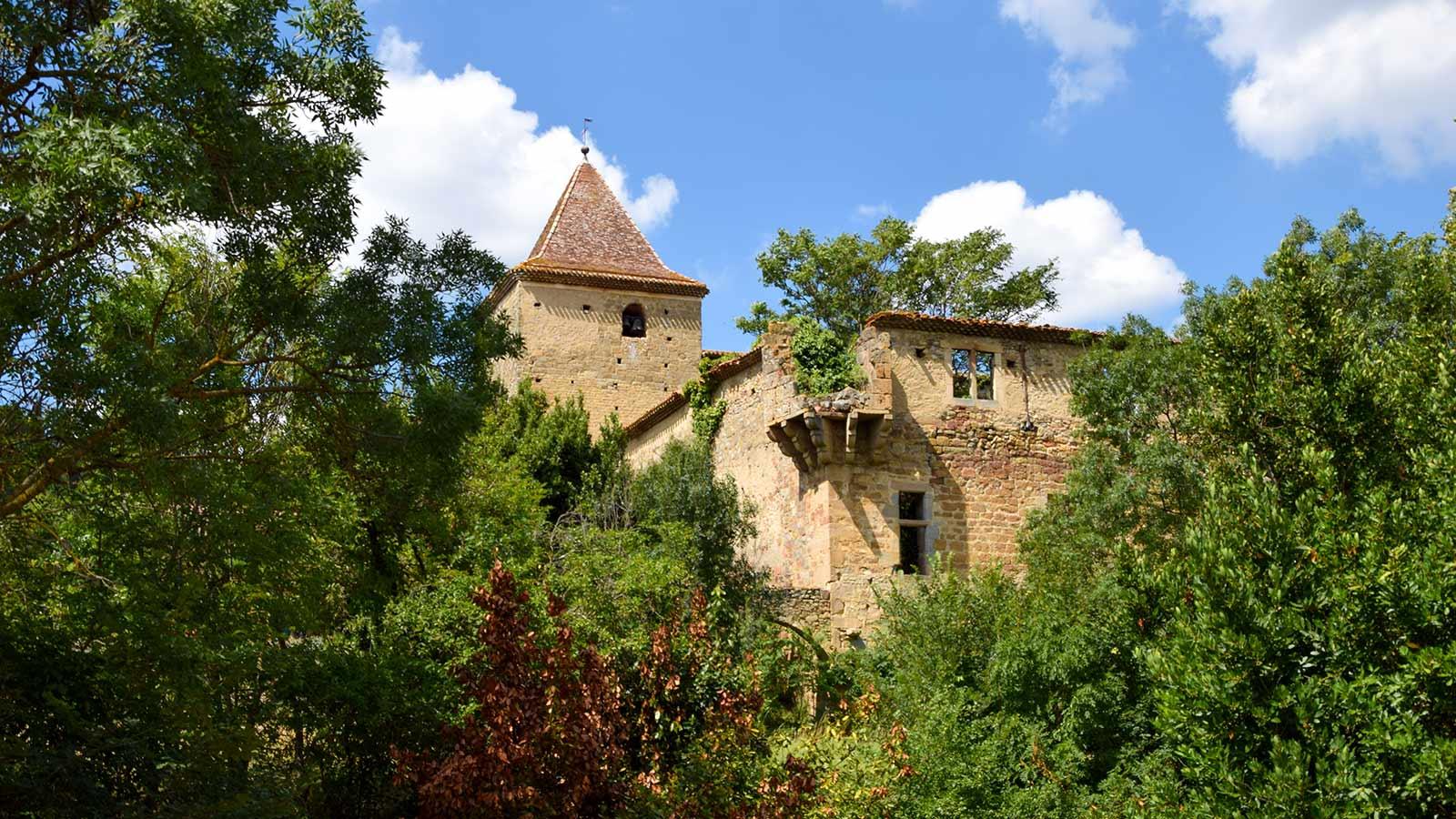 abbaye de saint-polycarpe