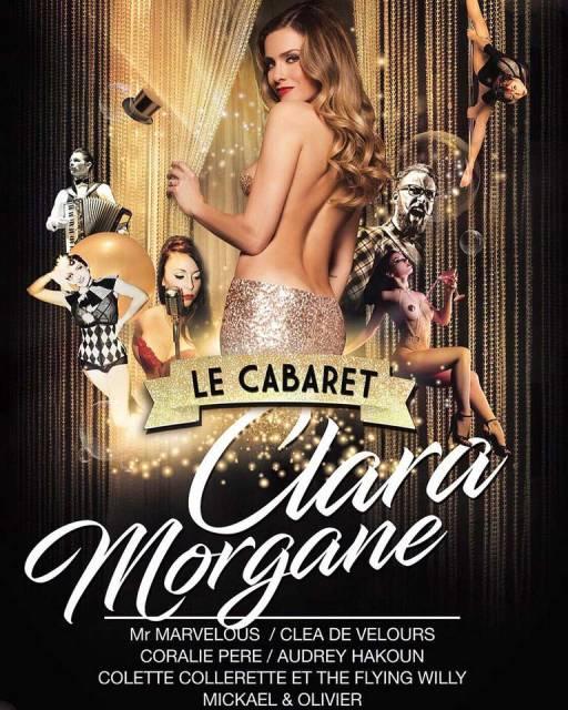 affiche le cabaret de clara morgane 512x640