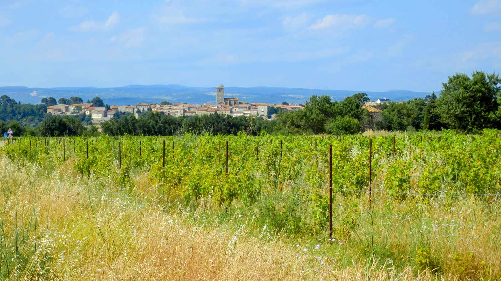 village rural Azille