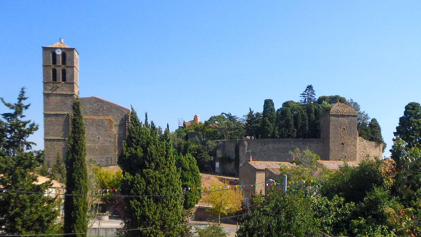 église et château de Puichéric
