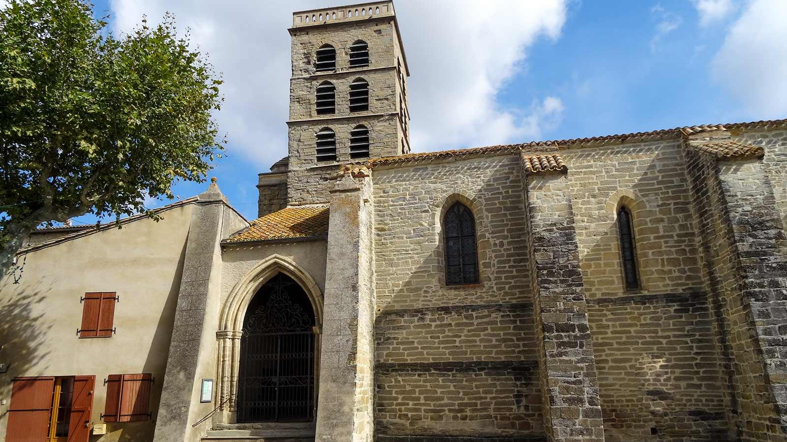 église de Saint-Martin-Lalande