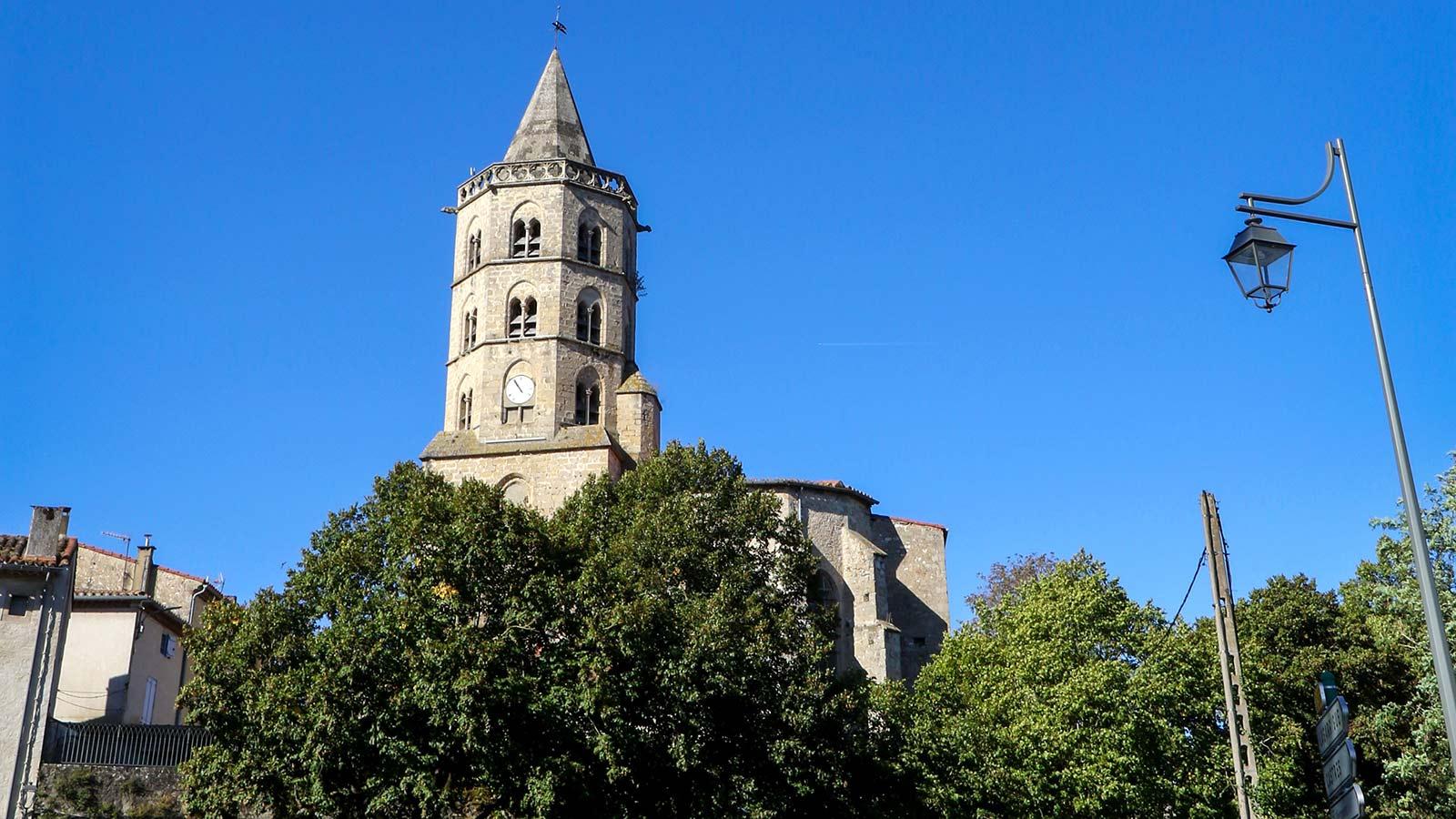 église Saint-Thyrs à Labruguiere