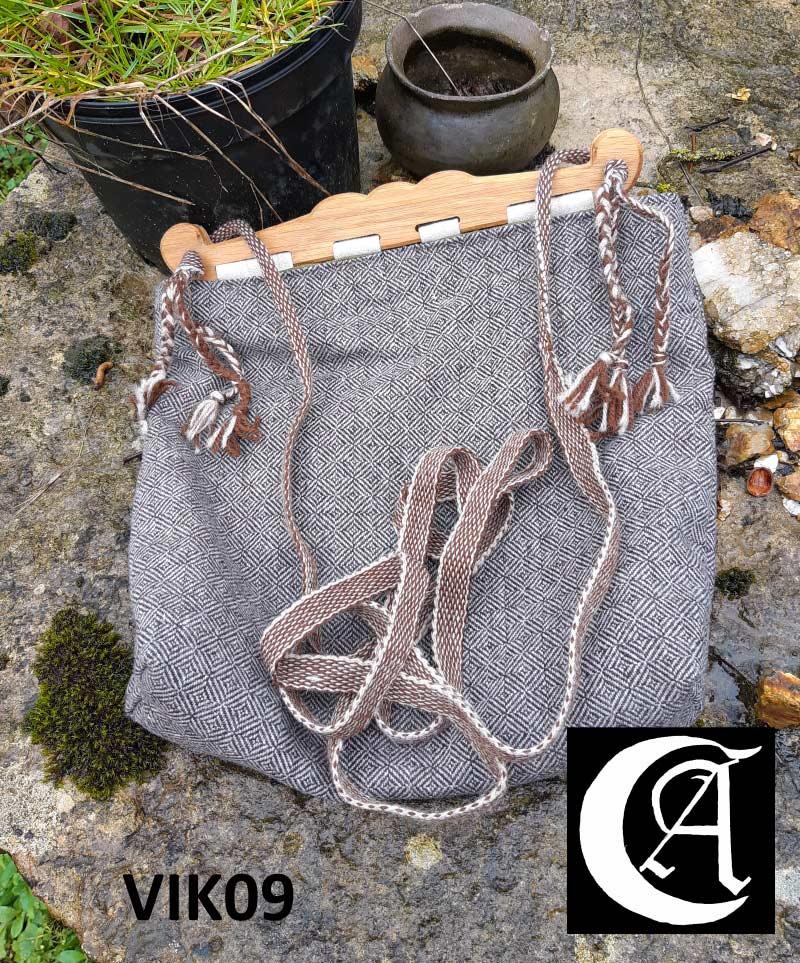 sac bois viking