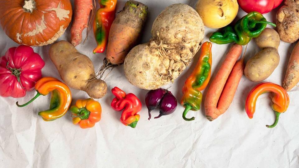 légumes sans pesticides