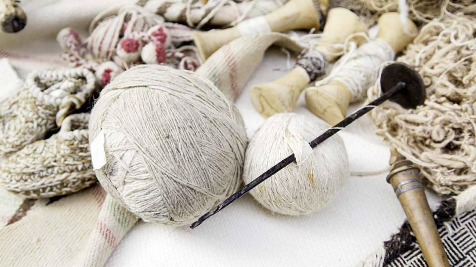 créations en laine